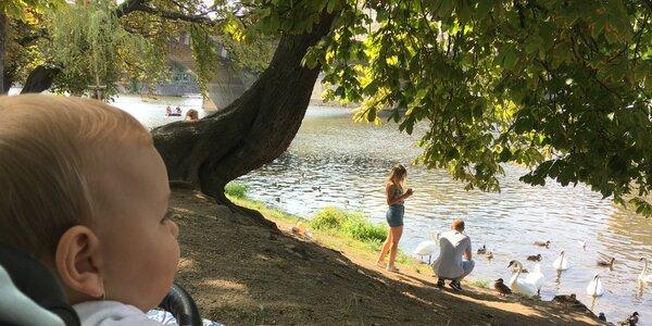 Tipy od mamičky blogerky: Praha očami detí