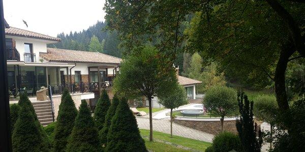 Wellness pobyt sdeťmi vo Villa Helia