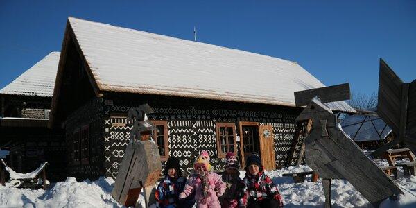 Lyžiarske stredisko Čičmany