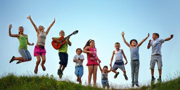 Využite rekreačný príspevok na detský letný tábor!