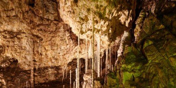 Kateřinská jeskyne – jaskyňa, v ktorej môžete zažiť aj koncert