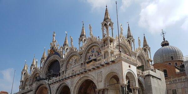 Dobrodružstvo v Benátkach