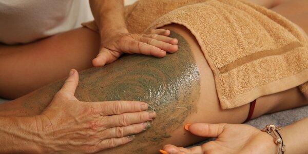 Masážne balíčky pre relax a kožu bez celulitídy