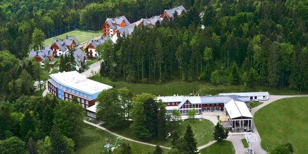Hotel v slovinských horách: aktivity a wellness