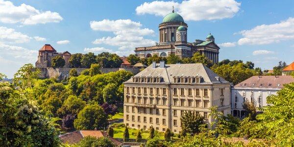 Sídla uhorských kráľov: 2-dňový poznávací zájazd
