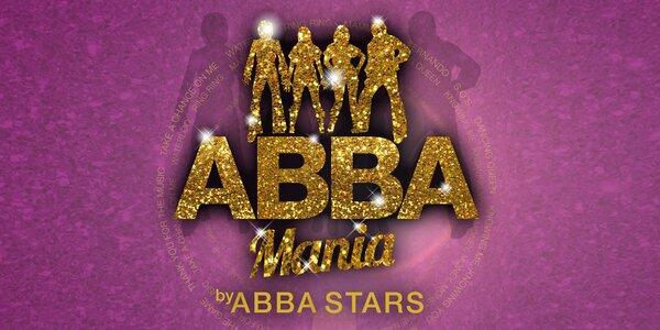 Vstupenky na ABBA MANIA TOUR 2019 - DOPREDAJ!