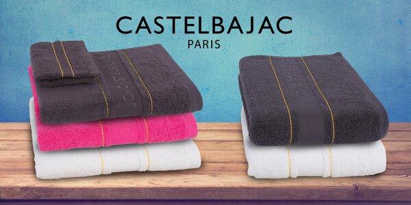 Uteráky a žinky značky JC de Castelbajac