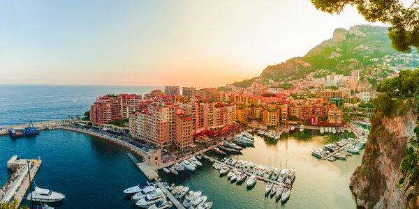 Výlet do slnečného Francúzska: Cannes, Saint-Tropez, Nice aj Monako