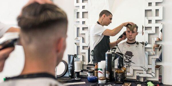 Kompletná starostlivosť o pánske vlasy i bradu