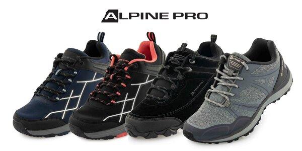 Dámska i pánska outdoorová obuv Alpine Pro