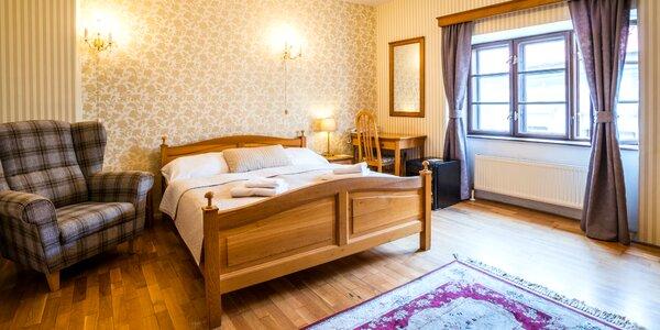 Čarovná jeseň v hoteli Salamander*** v Banskej Štiavnici