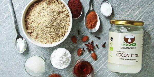 Bio panenské kokosové oleje zo Srí Lanky