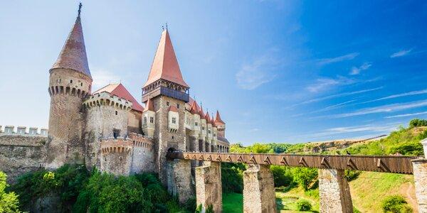 Rumunsko - Tajuplná Drakulova Transylvánia