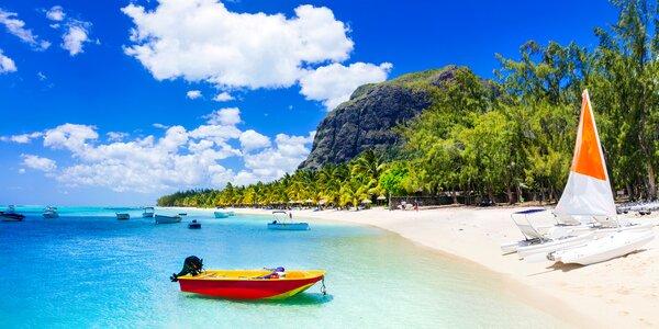Maurícius, africký ostrov, ktorý vám svojou krásou vyrazí dych