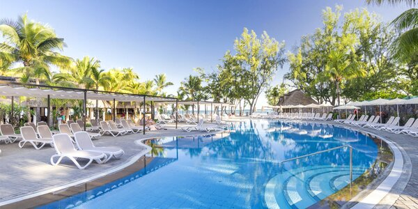 4* Riu Le Morne na Mauriciu s all inclusive