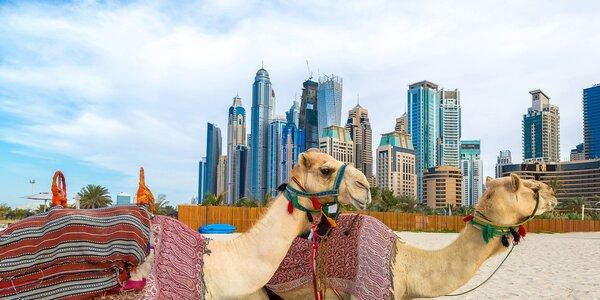Spoznajte Spojené arabské emiráty, krajinu mrakodrapov, čierneho zlata a formuly 1