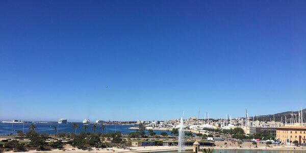 Palma de Mallorca - poznávací výlet s deťmi