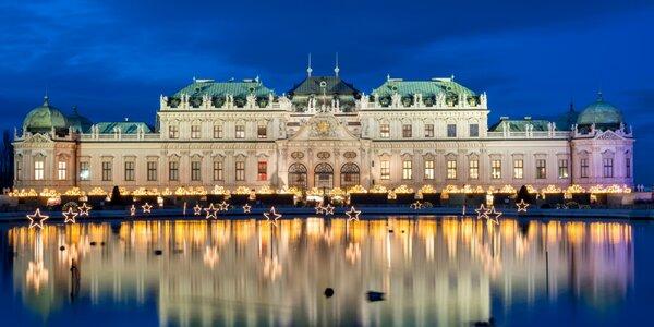Zájazd do adventnej Viedne a nákupy v Primarku