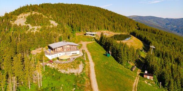 Jesenný či zimný pobyt v rakúskych Alpách
