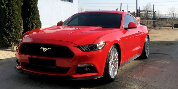Jazda snov vo Ford Mustang 5.0 GT MM Racing