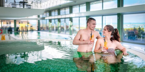 Pohodová wellness dovolenka pri Balatone!