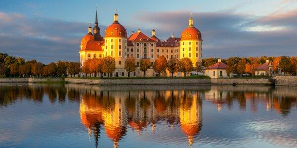 Objavte krásu zimnej Prahy, Drážďan či zámku Moritzburg