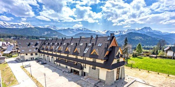 Nový rodinný hotel na poľskej strane Tatier