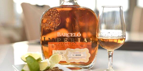Zážitková ochutnávka rumov alebo whisky aj s programom