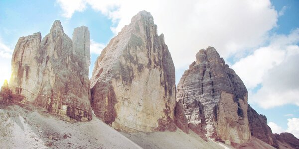 Objavte kus raja v talianskych horách - Tre Cime di Lavaredo, perla Dolomitov!
