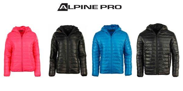 Dámske a pánske hrejivé bundy Alpine Pro