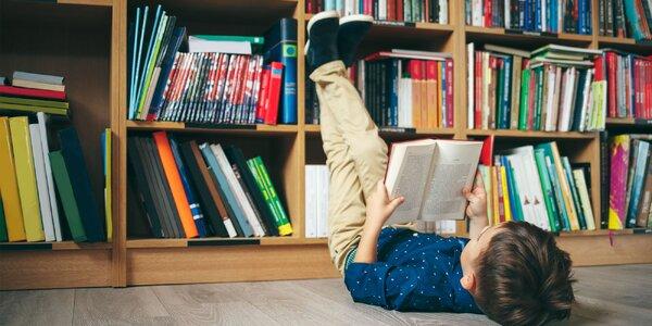 S knihou zaspávam, s knihou som kamarát - alebo ako viesť deti k čítaniu?