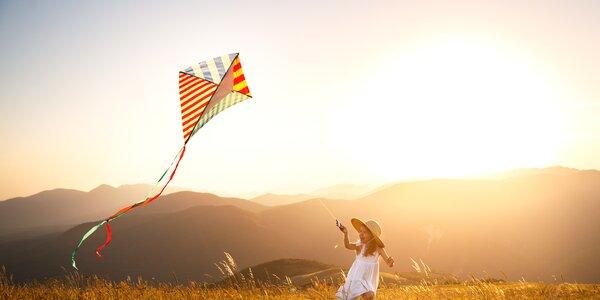 Výroba šarkana – nechajte pracovať detskú fantáziu a podporte ich kreativitu