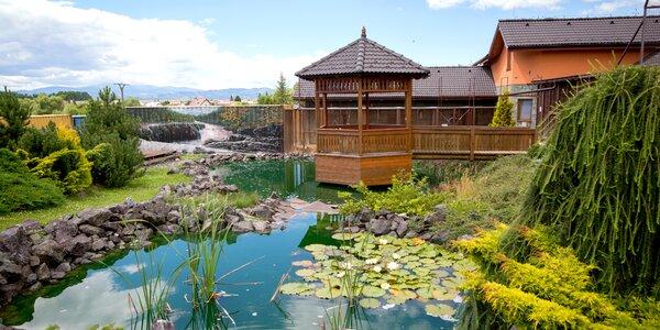 Dokonalý exotický zážitkový pobyt pod Tatrami pre celú rodinu!