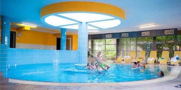 Príjemný wellness pobyt pri slnečnom Balatone pre celú rodinu