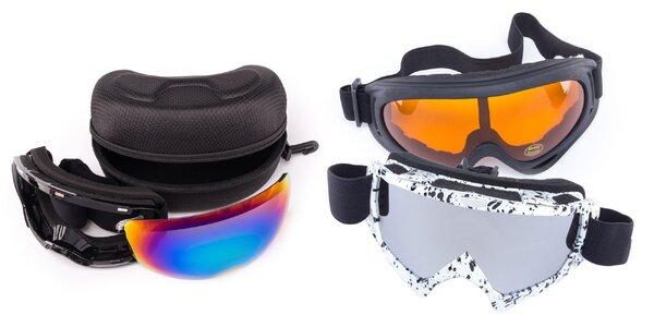 Zimné lyžiarske a snowboardové okuliare Kašmir
