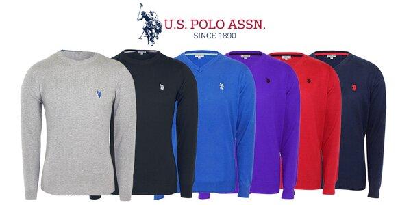 Pánske elegantné svetre: 2 strihy a 5 farieb