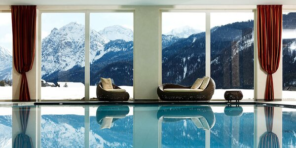 Talianske Alpy - pobyt s polpenziou a wellness