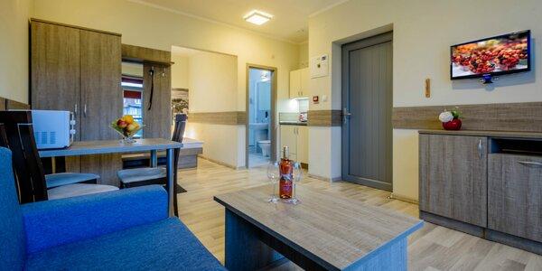 Pobyt v moderných apartmánoch v Bešeňovej so zľavou do aquaparkov