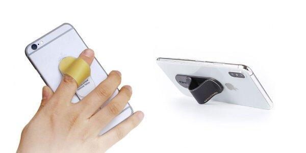 Momostick: univerzálne držiaky/stojany na mobily