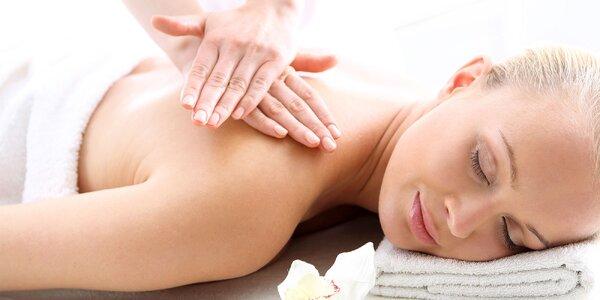 Ozdravenie celého tela s masážou či lymfodrenážou