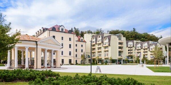 4* kúpeľná romantika v Slovinsku pre dvoch