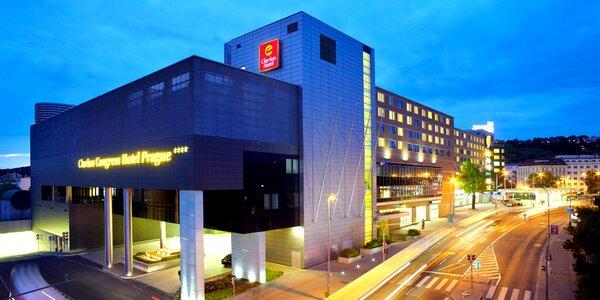 Elegantný 4* hotel v Prahe iba 15 min. od centra s bohatým balíkom EXECUTIVE