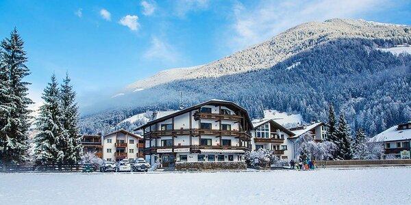 Oddych v Alpách s polpenziou, saunami a bazénmi