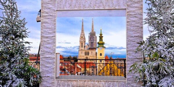 4-dňový adventný zájazd do Slovinska a Chorvátska
