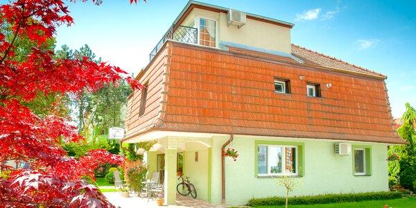 Privátne wellness vo obľúbenom penzióne v centre Piešťan