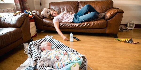 Čo robiť, keď rodičovská dovolenka prestane byť dovolenkou?