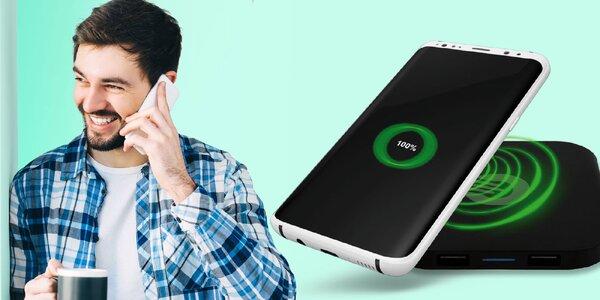 Bezdrôtový nabíjací panel pre mobilné telefóny