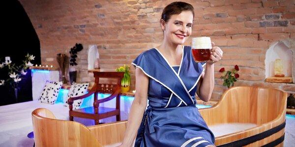 Rožnovské pivné kúpele: pobyt s procedúrami a jedlom