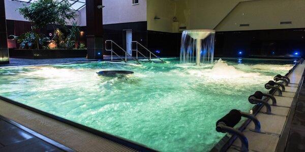 Nadštandardný pobyt v Termáloch Malé Bielice v novovybudovanej hotelovej časti
