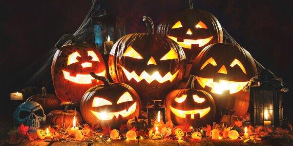 Halloween v Šiklovom mlyne s polopenziou a karnevalom